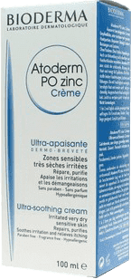 BIODERMA Atoderm PO Zinc krém 100 ml