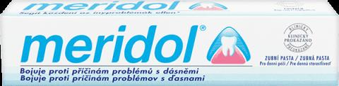 MERIDOL Pasta do Zębów 75 ml