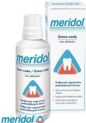 MERIDOL Płyn do płukania jamy ustnej 400ml