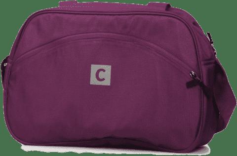 CASUALPLAY Přebalovací taška na kočárek 2015 - Plum
