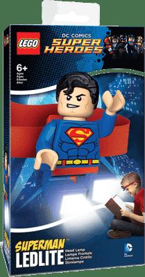 LEGO® DC Super Heroes Superman čelovka