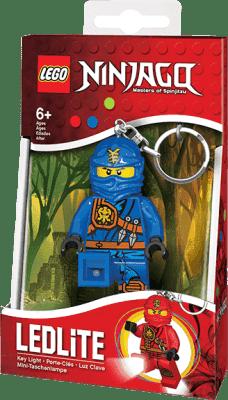 LEGO® Ninjago Jay svietiace figúrka