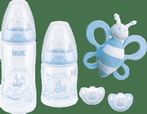 NUK Štartovacia sada - modrá