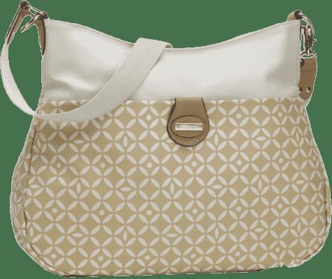 STORKSAK Přebalovací taška Nina Stone/tan