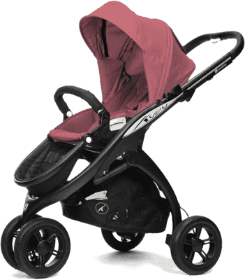 CASUALPLAY Sportowy Wózek Kudu 3 Black 2015 - Boreal