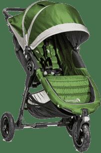 BABY JOGGER Kočík City Mini GT - Lime / Gray