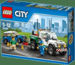LEGO® City Great Vehicles Odtahový pick-up