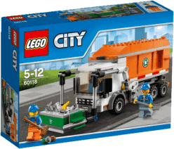 LEGO® City Great Vehicles Popelářské auto