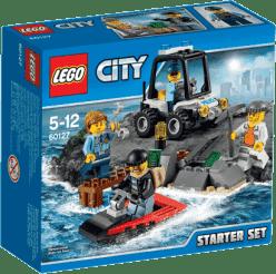 LEGO® City PoliceCity Deep Sea ExplorersVězení na ostrově - Startovací sada