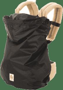 ERGOBABY Pláštenka Black