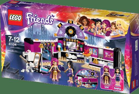 LEGO® Friends Šatna pro popové hvězdy