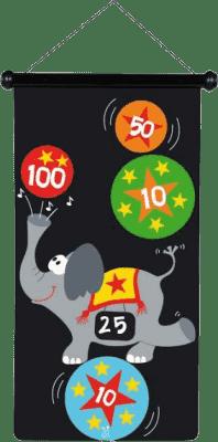 SCRATCH Veľké magnetické šípky Cirkus