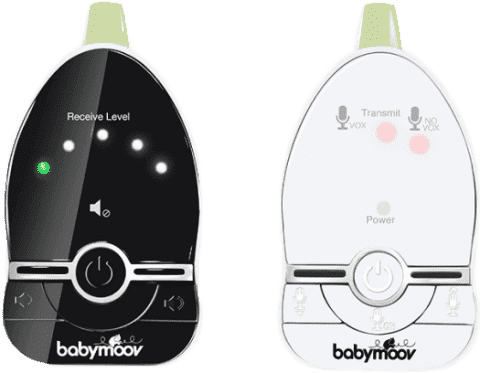 BABYMOOV Baby monitor Easy Care Digital Green 2015