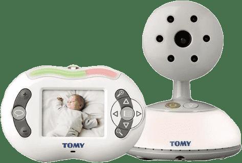 TOMY Elektroniczna video niania TFV600