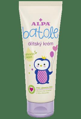 BATOLE Dětský krém s olivovým olejem 75ml