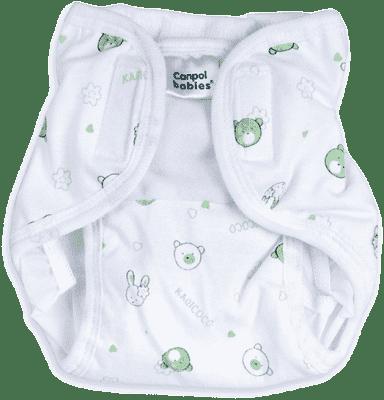 CANPOL Babies Plienkové nohavičky PREMIUM S – Medvedíky