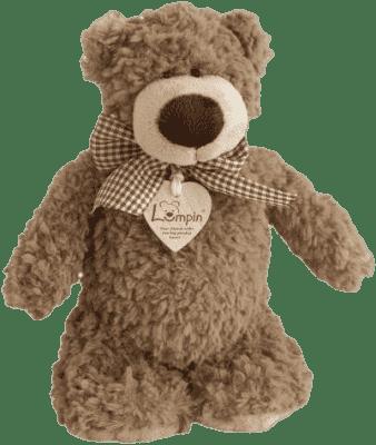 LUMPIN Medvěd Denis s mašlí, malý