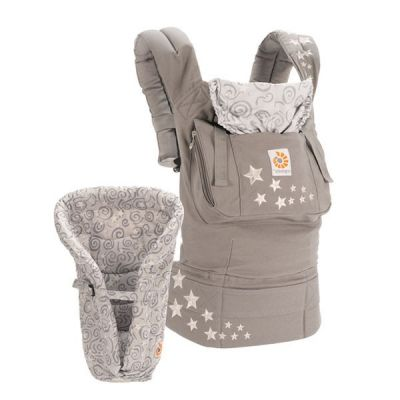 ERGOBABY Zestaw Bundle of Joy Original Galaxy Grey