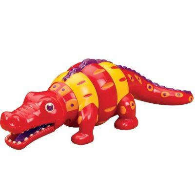 B-TOYS rapčania a klopkajúce Krokodíl