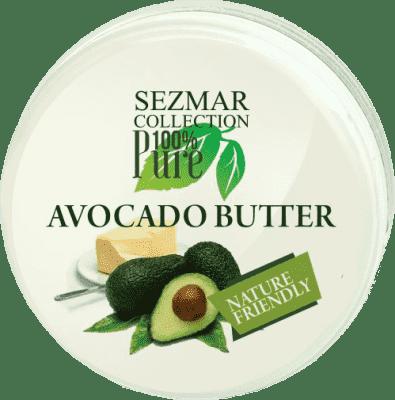 HRISTINA Přírodní avokádové máslo, 250 ml