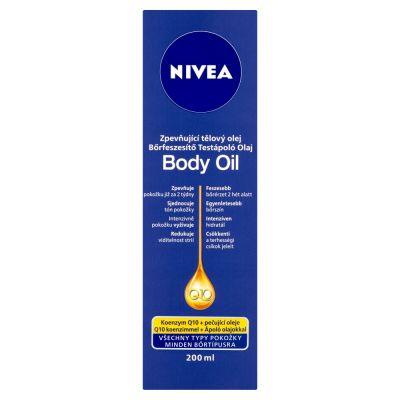 NIVEA Body Oil Q10 Plus spevňujúci telový olej 200 ml