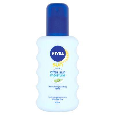 NIVEA Sun Hydratační spray po opalování, 200ml