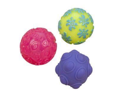 B-TOYS Mini loptičky Oddballs Pink