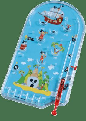 SCRATCH Dětská hra Pinball piráti