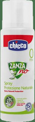 CHICCO Spray przeciw insektom, 100 ml, 3m+