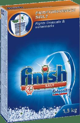 FINISH Sól do zmywarek 1,5 kg