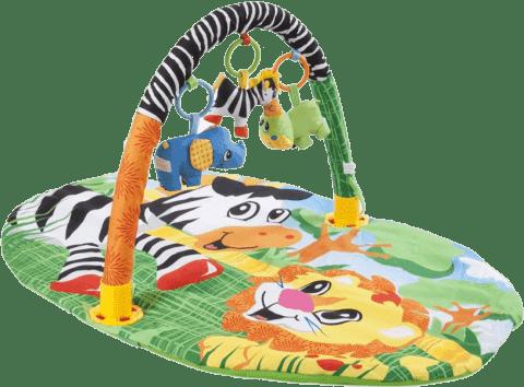 SUN BABY Mata edukacyjna – Zebra