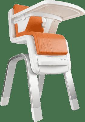 NUNA Jídelní židlička Nu Zaaz – Orange