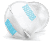 BABY ONO Vložky do podprsenky Ultra absorpční Night&Day, 60ks