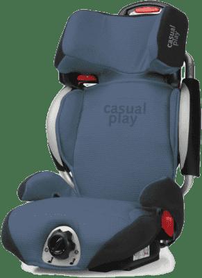CASUALPLAY Fotelik samochodowy Protector 15-36 kg 2015 - Blue steel