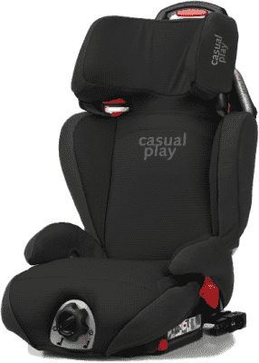 CASUALPLAY Autosedačka Protector Fix 15-36 kg 2016 - Ebony