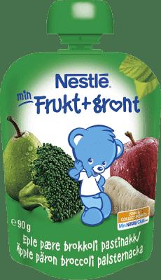 NESTLÉ Veggie Jablko, hruška, brokolice, petržel 90g - ovocno-zeleninová kapsička