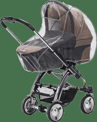 DIAGO Folia przeciwdeszczowa na wózek głęboki