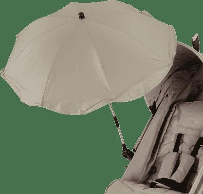 DIAGO Slnečník na kočík - béžový