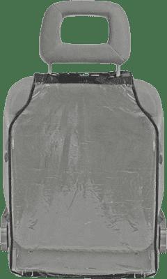 DIAGO Ochronne okrycie przedniego siedzenia – przezroczyste