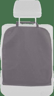 DIAGO Ochranný kryt na predné sedadlo - sivý