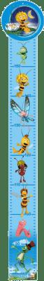 BINO Meter - Včielka Maja, modrý