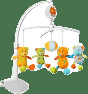 BABY ONO Kolotoč hudební - Medvídci