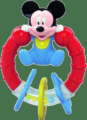 CLEMENTONI Mickey - hrkálka