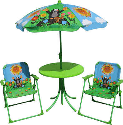 WIKY Zahradní nábytek krtek