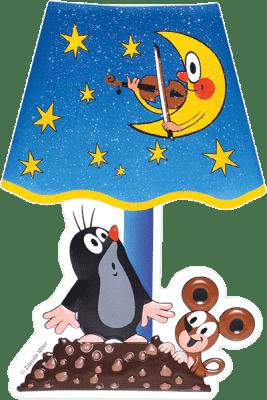 WIKY Krecik – Naklejana lampka