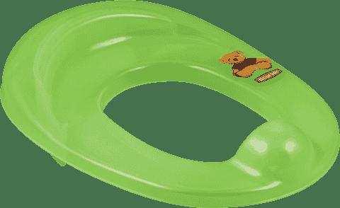 CURVER Dziecięce siedzisko na WC, zielone