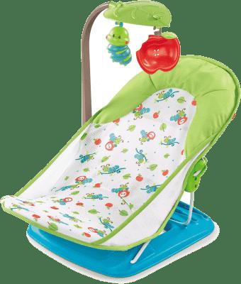 SUMMER INFANT Luksusowe siedzisko do kąpania z zabawkami