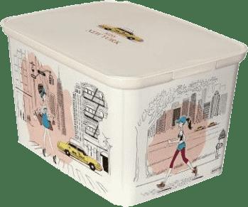 CURVER Pudełko do przechowywania Miss New York L