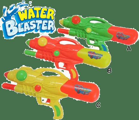 HM STUDIO Pistolet wodny z pompką, 3 rodzaje