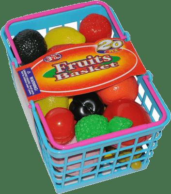 HM STUDIO Koszyk zakupów - owoce
